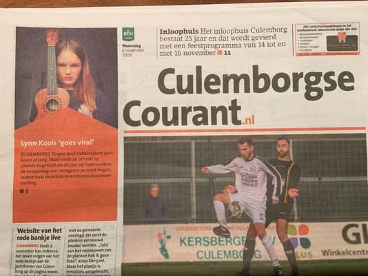 De Culemborgse Courant