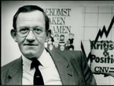 Voormalig vakbondsbestuurder Henk Hofstede (82) uit Wilsum overleden