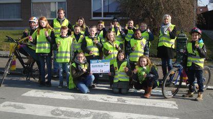 Sint-Catharinacollege valt in de prijzen met Woensdag Samdag