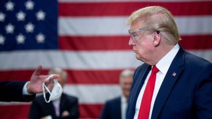 """Ford vraagt Trump om mondmasker te dragen bij bedrijfsbezoek: """"Ik overweeg het"""""""