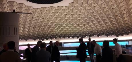 Nieuwbouw bij Evoluon in Eindhoven alleen na onafhankelijk onderzoek