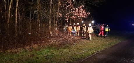 Jongetje (7) overleden bij ongeval op A325, gezinsleden gewond geraakt