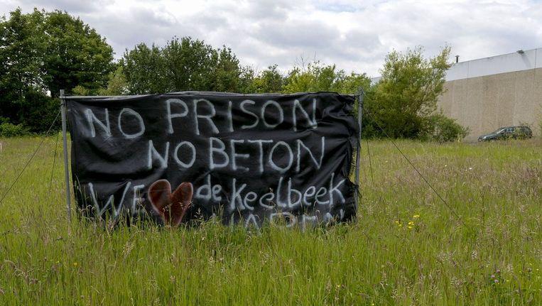 De anarchisten riepen op tot gewelddadig verzet tegen onder meer de bouw van de nieuwe gevangenis in Haren.