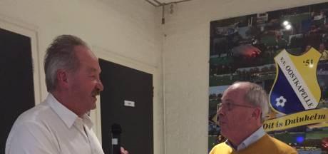 Coppoolse volgt Barth op als voorzitter van VV Oostkapelle