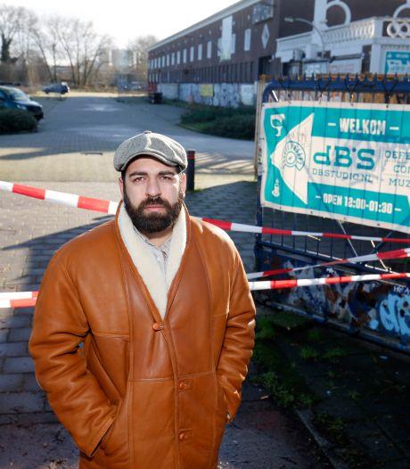 Ondernemer Murat radeloos na grote brand CAB-gebouw: 'Ik dacht direct: alles is weg'