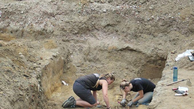 Skeletten zien na 500 jaar het licht