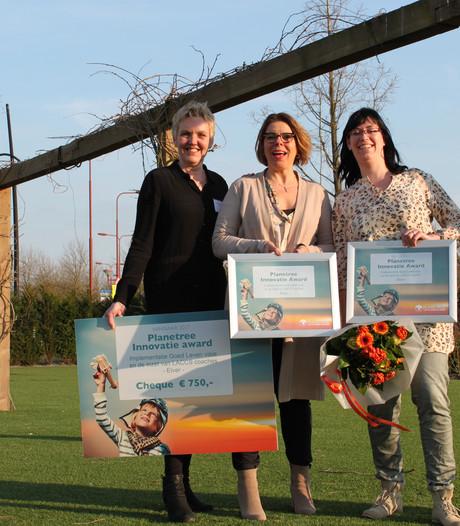 Planetree Award voor Elver