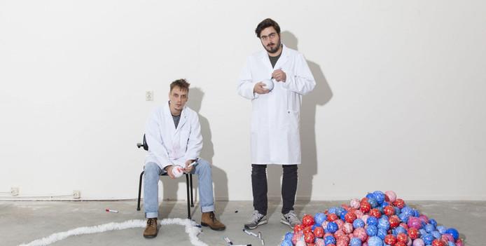 nieuwe Tsjechisch ballen zuigen in Woerden