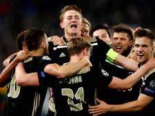 Geen Ajacieden bij beste elf van de Champions League