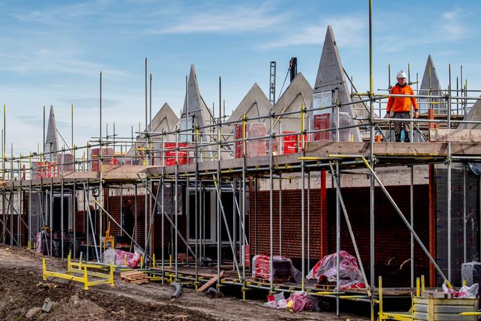 Het bouwen van goedkope huurwoningen, met name in Drunen, is een belangrijke opdracht voor wooncorporatie Woonveste.