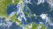 Uitzonderlijk scenario: twee tropische stormen komen bijna tegelijk aan land