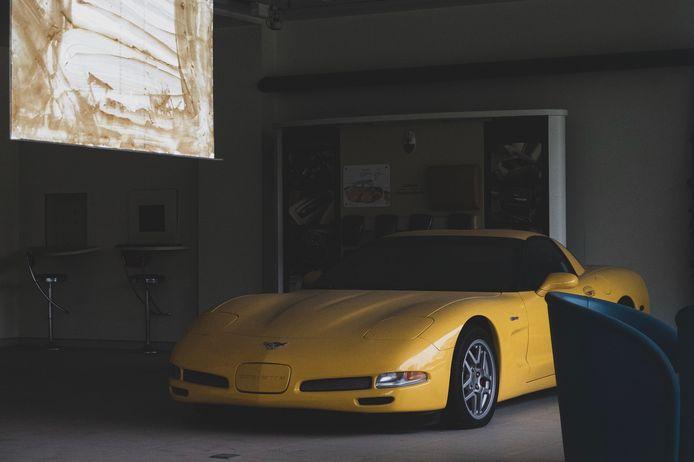 Corvette C5 Z06.