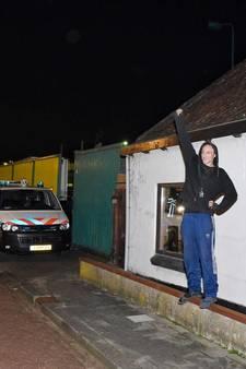 Verkeerscontroleteam politie betrapt Tilburgse krakers na tip