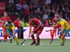Hockey: la Belgique s'incline 0-2 face à l'Australie