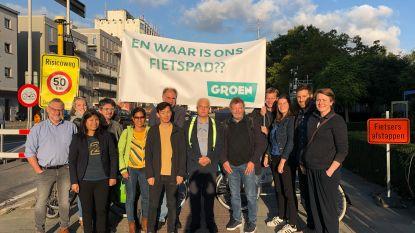 Heraanleg Plantin en Moretuslei op de korrel: Groen wil meer aandacht voor veiligheid fietsers