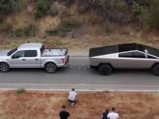 Tesla Cybertruck of Ford F-150: welke pick-up is het sterkst?