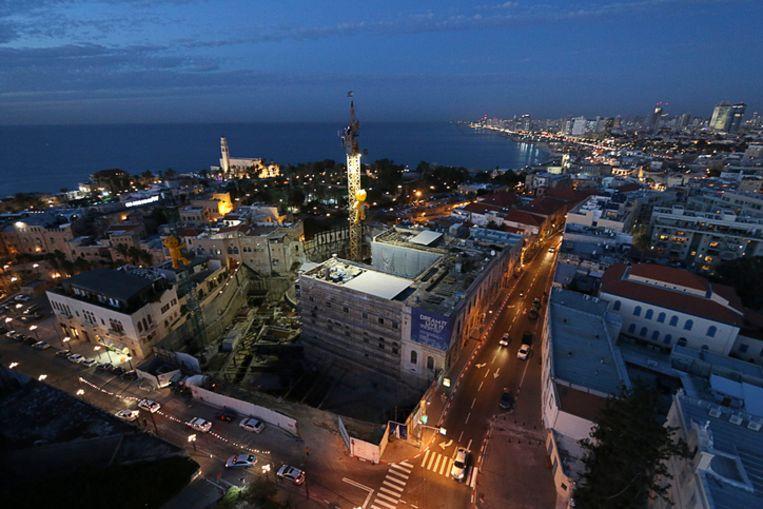 Tel Aviv, illustratiebeeld.