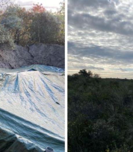 Dakloze man is nu zelfs illegale tent in de duinen kwijt: 'Als je hier levend wil wegkomen, zou ik nu vertrekken'