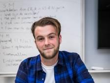 Haagse leraar Hidde (27)  rapt zijn lessen: Ik zag mijn teksten terug in de antwoorden