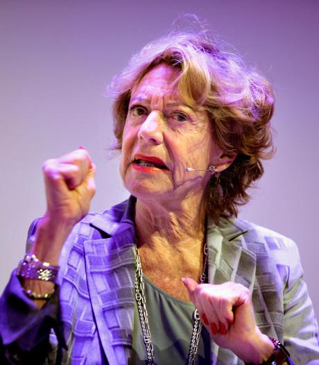 Neelie Kroes tijdens conferentie in Eindhoven: 'Neem risico's, kweek olifantenhuid'