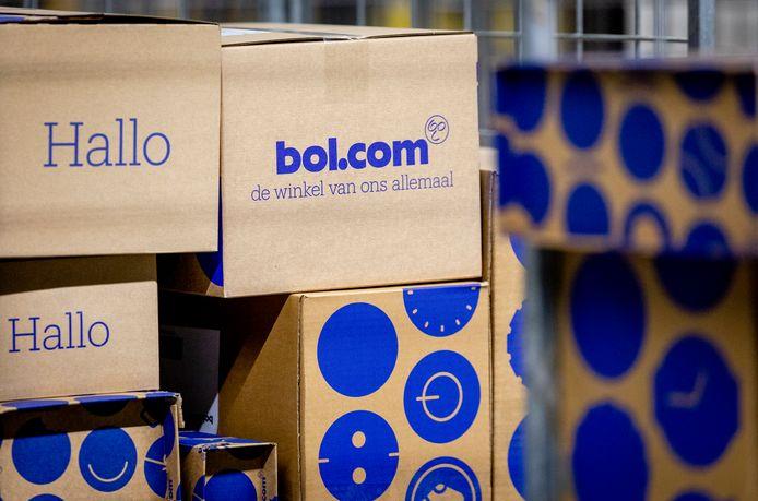 Bol.com stopt met de verkoop van alcohol.