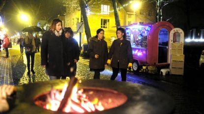 Nieuwe locatie kerstmarkt blijkt succes te zijn