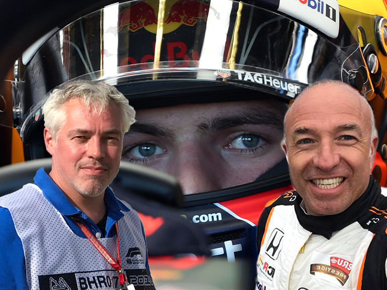 Louis Dekker en Tom Coronel.