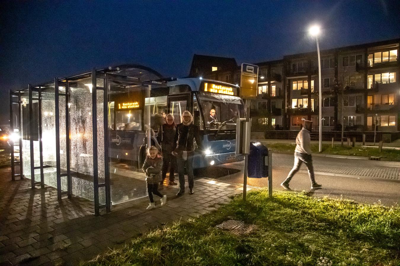 De stadsbus rijdt sinds eind vorig jaar een andere route in Stadshagen, maar dat is niet overal een verbetering vindt de SP