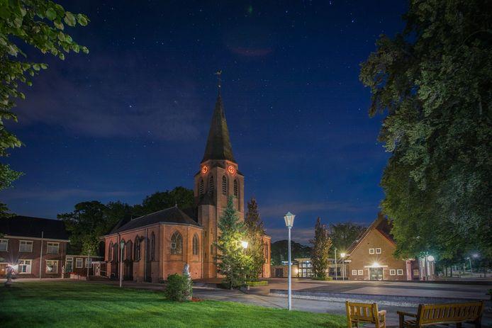 De Sint Cornelius in Luttenberg.