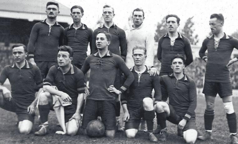 Dankzij de wereldkampioenen van 1920 - of toch de olympische - zouden De Bruyne en zijn ploegmaats een ster op hun shirt kunnen krijgen.