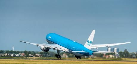 KLM vliegt weer boven Iran en Irak