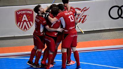 Indoor Red Lions al zeker van zilver, goud mogelijk in finale tegen Oostenrijk