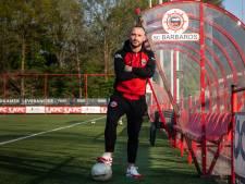 Gemengde gevoelens bij Barbaros na 'prima seizoen': 'Hadden om kampioenschap kunnen spelen'