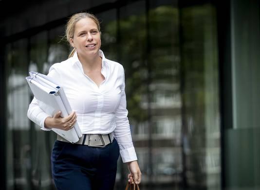 Minister Carola Schouten van Landbouw, Natuur en Voedselkwaliteit