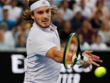 Tsitsipas et Berrettini participeront aussi à l'Ultimate Tennis Showdown avec David Goffin