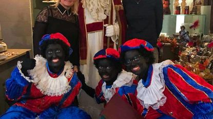 Sint houdt feestje aan Donkmeer