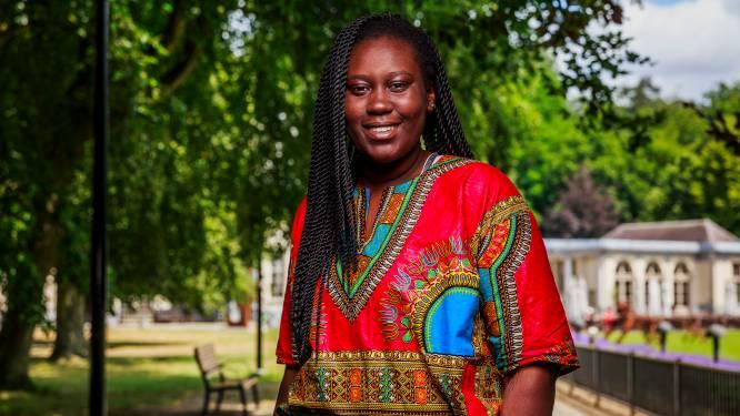 """Aïssatou Cissé (21) wordt jongste districtsschepen ooit:  """"Voorbeeld zijn voor jongeren in district"""""""