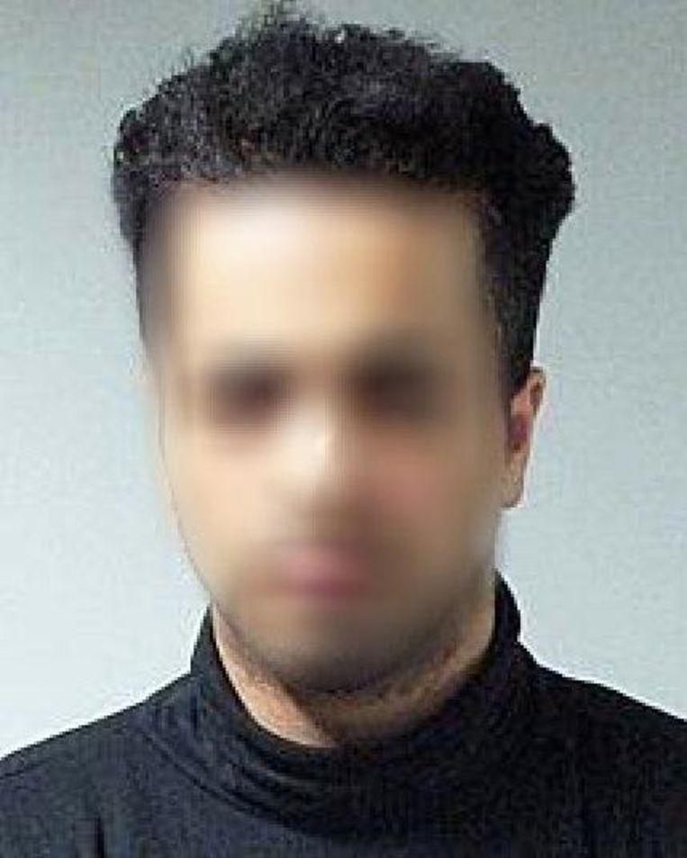 Verdachte Abdelali E.O. (31).