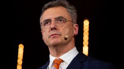 CD&V-voorzitter Joachim Coens komt naar nieuwjaarsreceptie in Rollegem