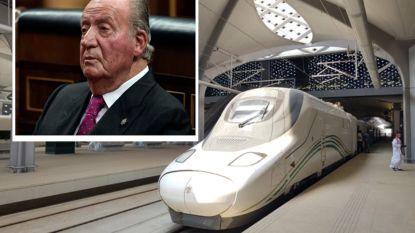 Spaans hooggerechtshof onderzoekt corruptie waar ex-koning Juan Carlos bij betrokken is