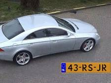 Brutale klant gaat er met  Mercedes CLS vandoor na proefrit in Culemborg