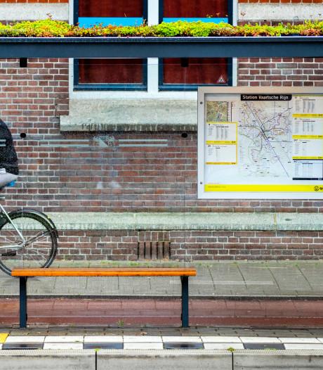 Ook rest van de bushokjes in de provincie Utrecht krijgt plantjes op het dak