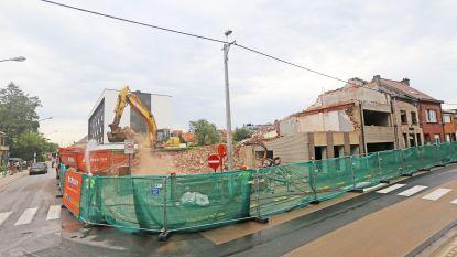 Liberale Mutualiteit en café Sporta ruimen plaats voor 12 meter hoog woonblok