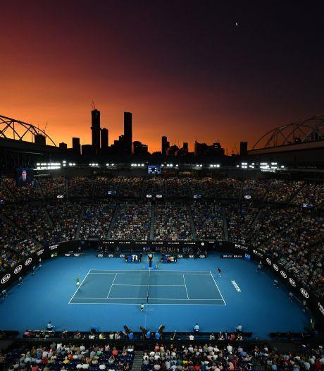 Plusieurs tournois de préparation à l'Open d'Australie relocalisés près de Melbourne