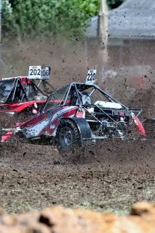 Autocross in Holten afgelast