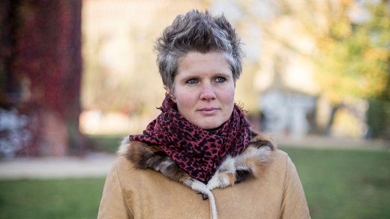 Svenja Flasspöhler schreef 'Vergeven - omgaan met onrecht'. Beeld Florian Büttner