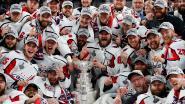Washington Capitals winnen Stanley Cup