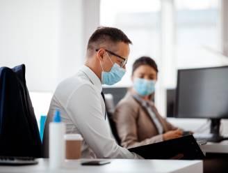 Waar worden we besmet? Deze studie wijst vooral naar de werkvloer