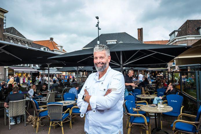 Omar Dahak, chefkok en eigenaar van De Boterlap.