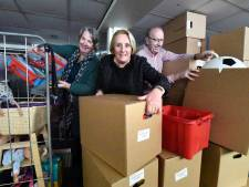 Speelgoedbank in Woerden zoekt plek voor 250 volle verhuisdozen